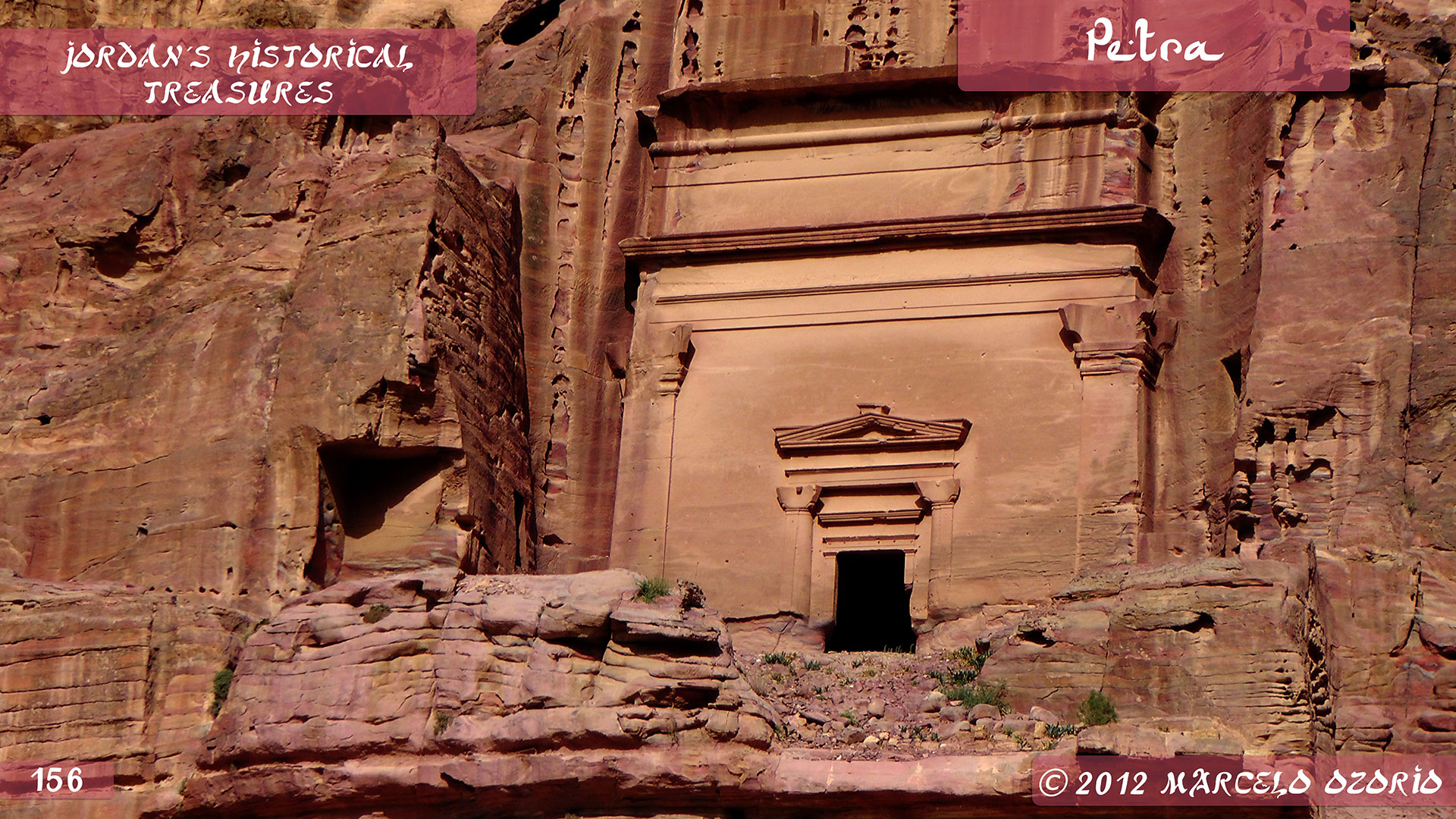 Petra Archaeological City Jordan 76 - The Astonishing Treasure at Petra - Jordan