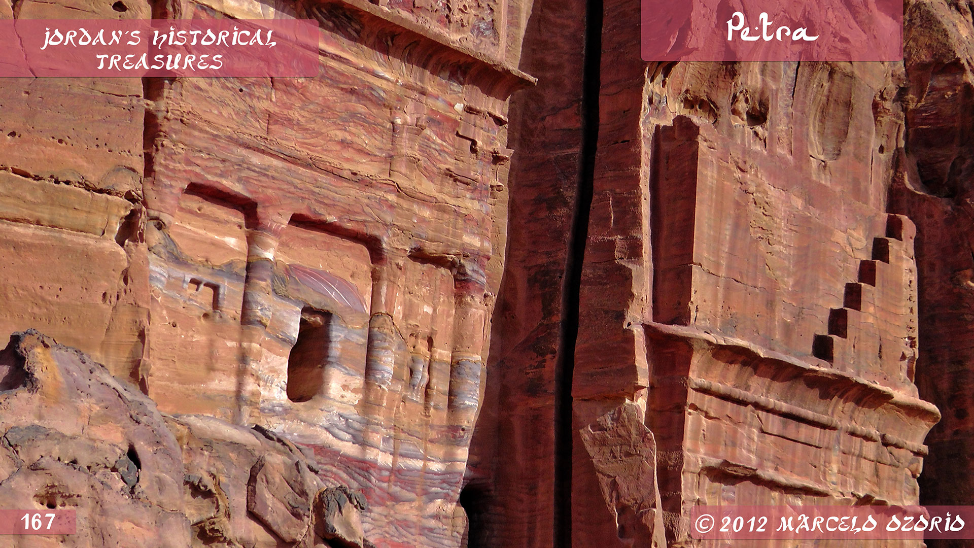 Petra Archaeological City Jordan 87 - The Astonishing Treasure at Petra - Jordan