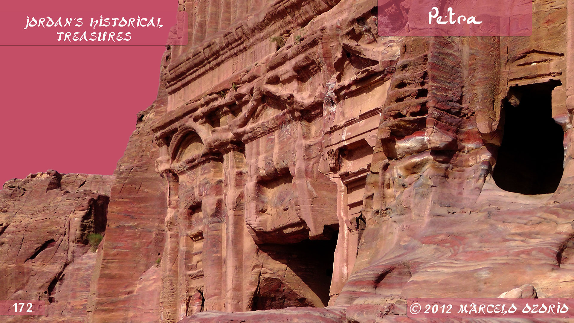 Petra Archaeological City Jordan 92 - The Astonishing Treasure at Petra - Jordan