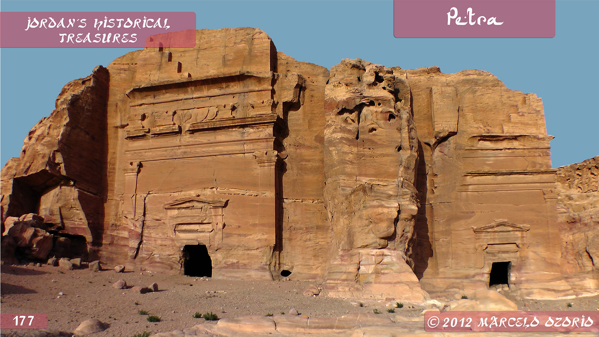 Petra Archaeological City Jordan 97 - The Astonishing Treasure at Petra - Jordan