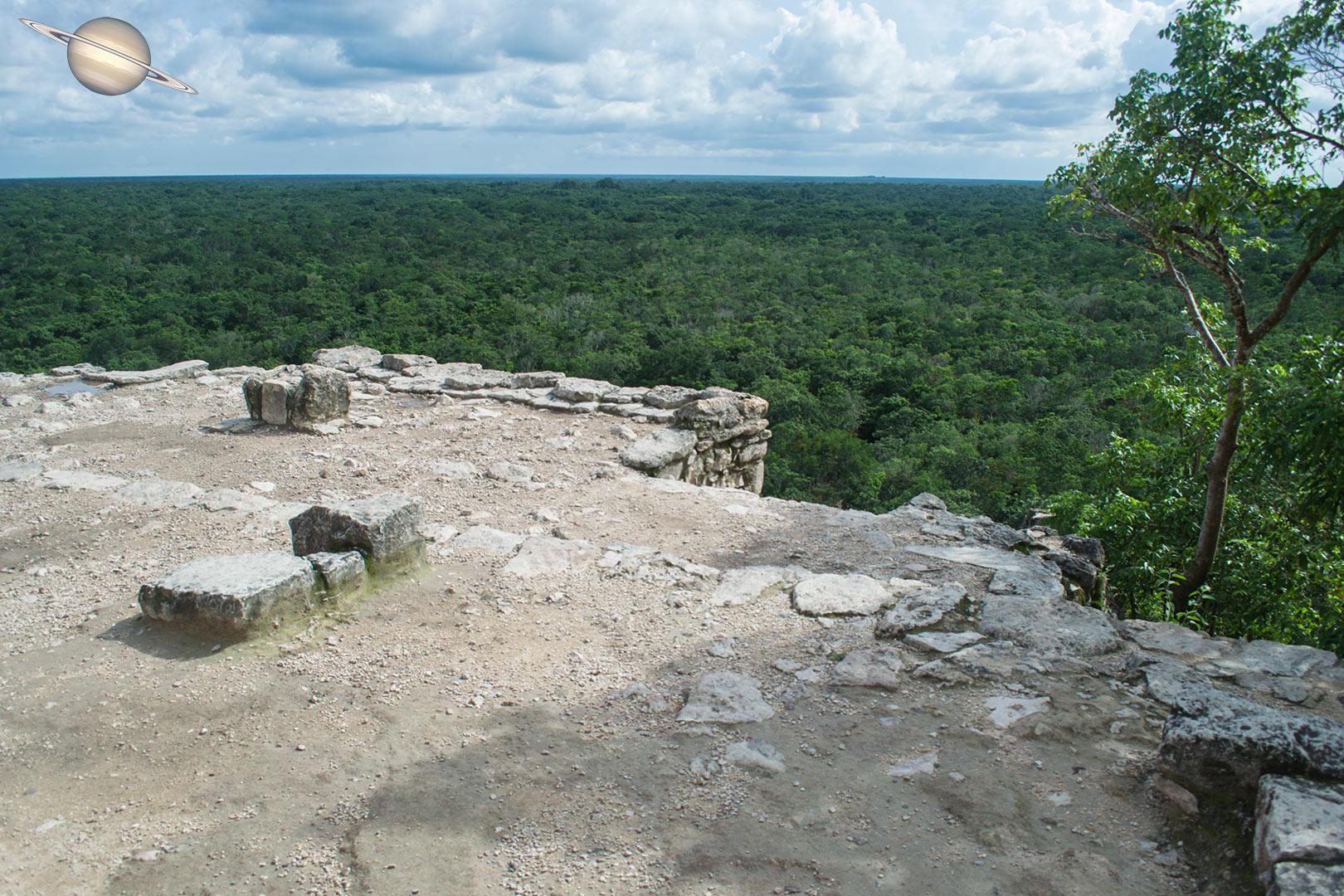 coba yucatan mexico 1 - Suba uma Pirâmide em Coba, Antiga Cidade Maia, México
