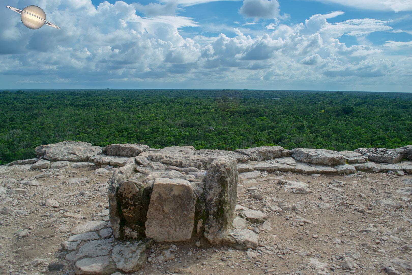 coba yucatan mexico 2 - Suba uma Pirâmide em Coba, Antiga Cidade Maia, México
