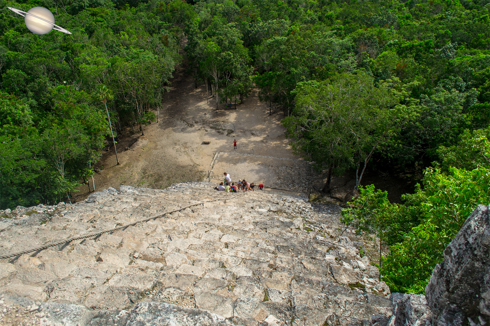 coba yucatan mexico 3 - Suba uma Pirâmide em Coba, Antiga Cidade Maia, México