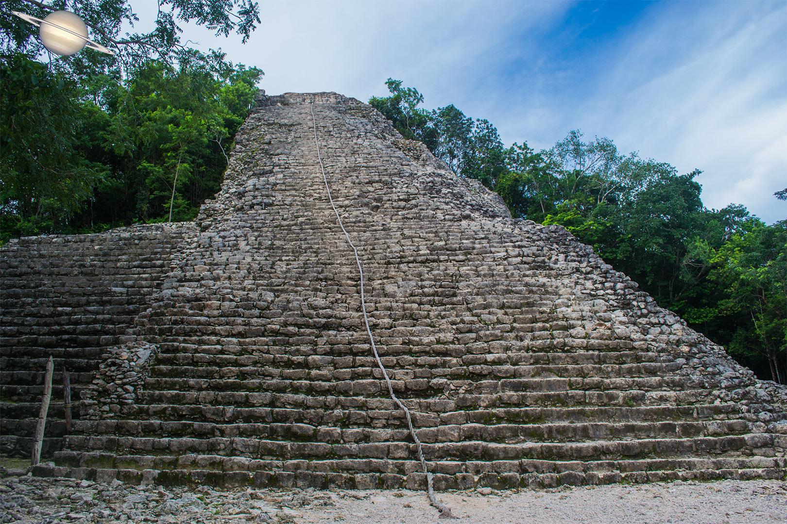 coba yucatan mexico 9 - Suba uma Pirâmide em Coba, Antiga Cidade Maia, México
