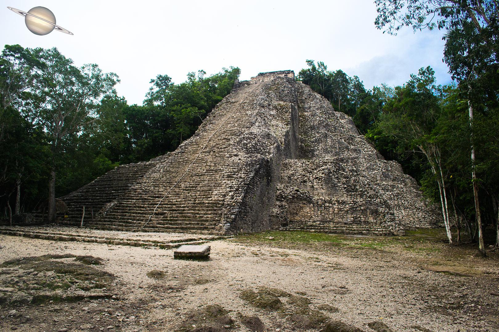 coba yucatan mexico 12 - Suba uma Pirâmide em Coba, Antiga Cidade Maia, México