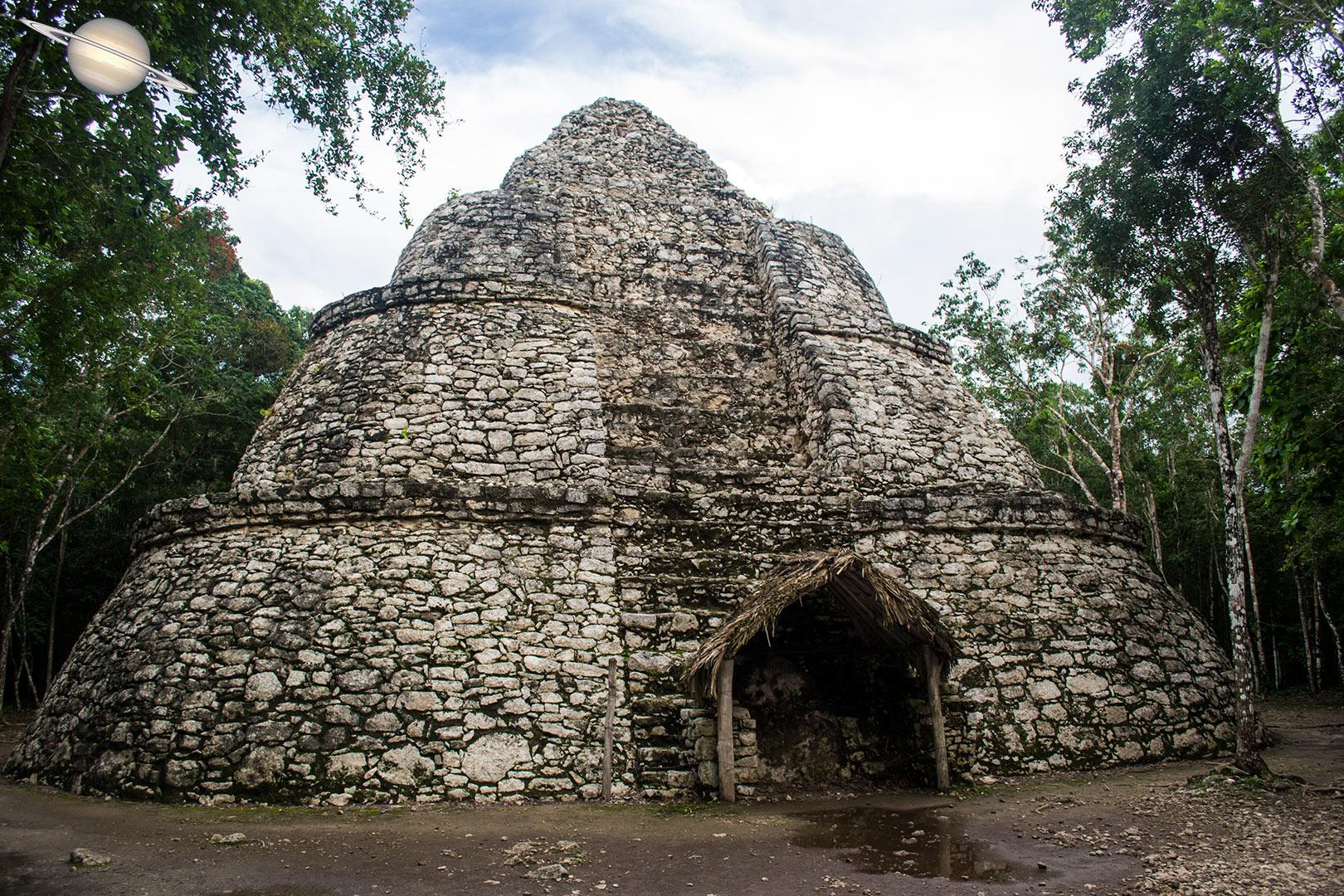 coba yucatan mexico 14 - Suba uma Pirâmide em Coba, Antiga Cidade Maia, México