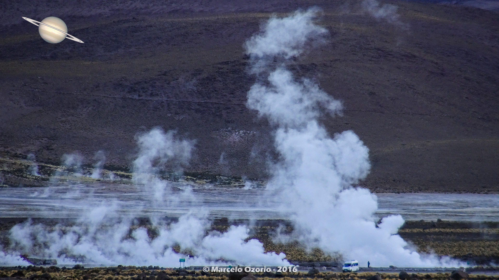 el tatio geysers atacama desert 1 - The Surreal El Tatio Geysers - Atacama Desert - Chile