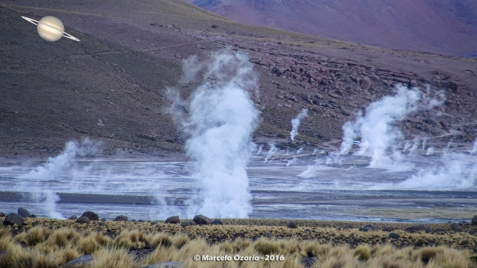 el tatio geysers atacama desert 2 - The Surreal El Tatio Geysers - Atacama Desert - Chile