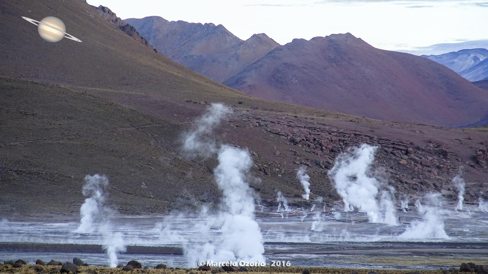 el tatio geysers atacama desert 3 - The Surreal El Tatio Geysers - Atacama Desert - Chile