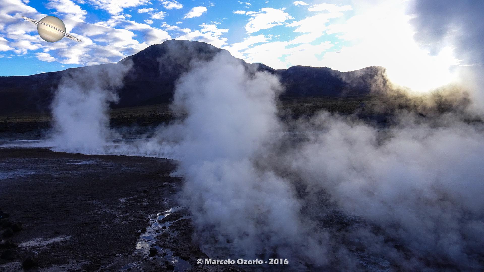 el tatio geysers atacama desert 8 - Os Surreais Gêiseres El Tatio - Deserto do Atacama - Chile
