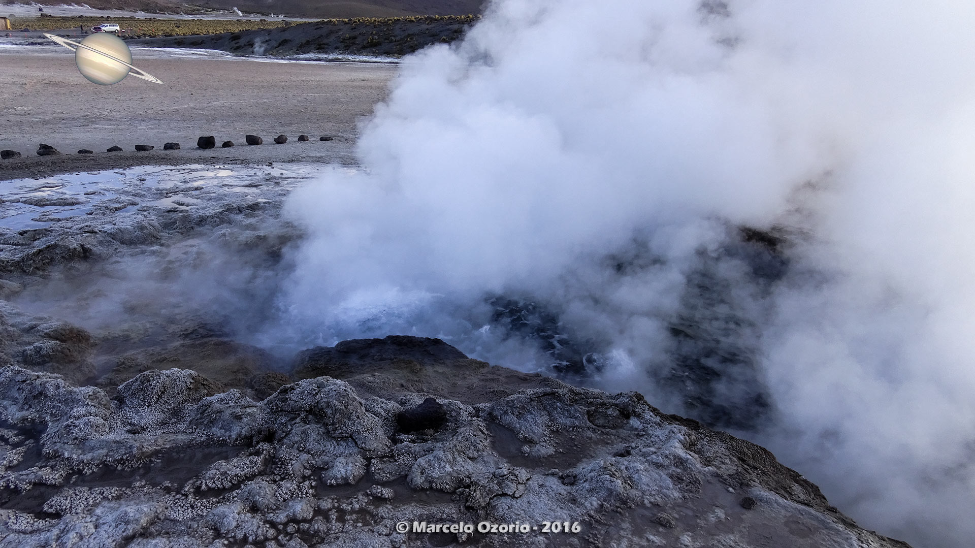 el tatio geysers atacama desert 10 - Os Surreais Gêiseres El Tatio - Deserto do Atacama - Chile