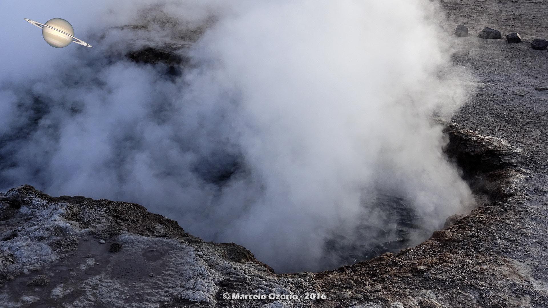 el tatio geysers atacama desert 11 - Os Surreais Gêiseres El Tatio - Deserto do Atacama - Chile