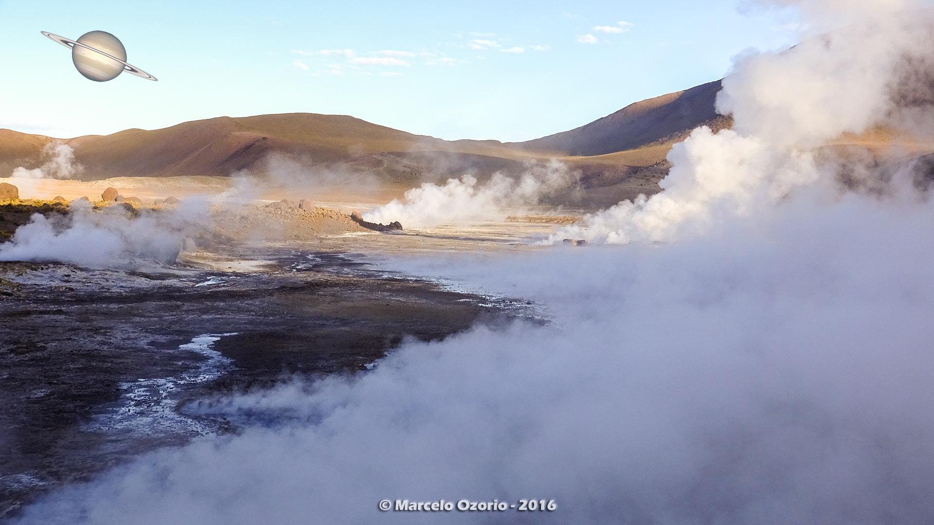 el tatio geysers atacama desert 13 - Os Surreais Gêiseres El Tatio - Deserto do Atacama - Chile