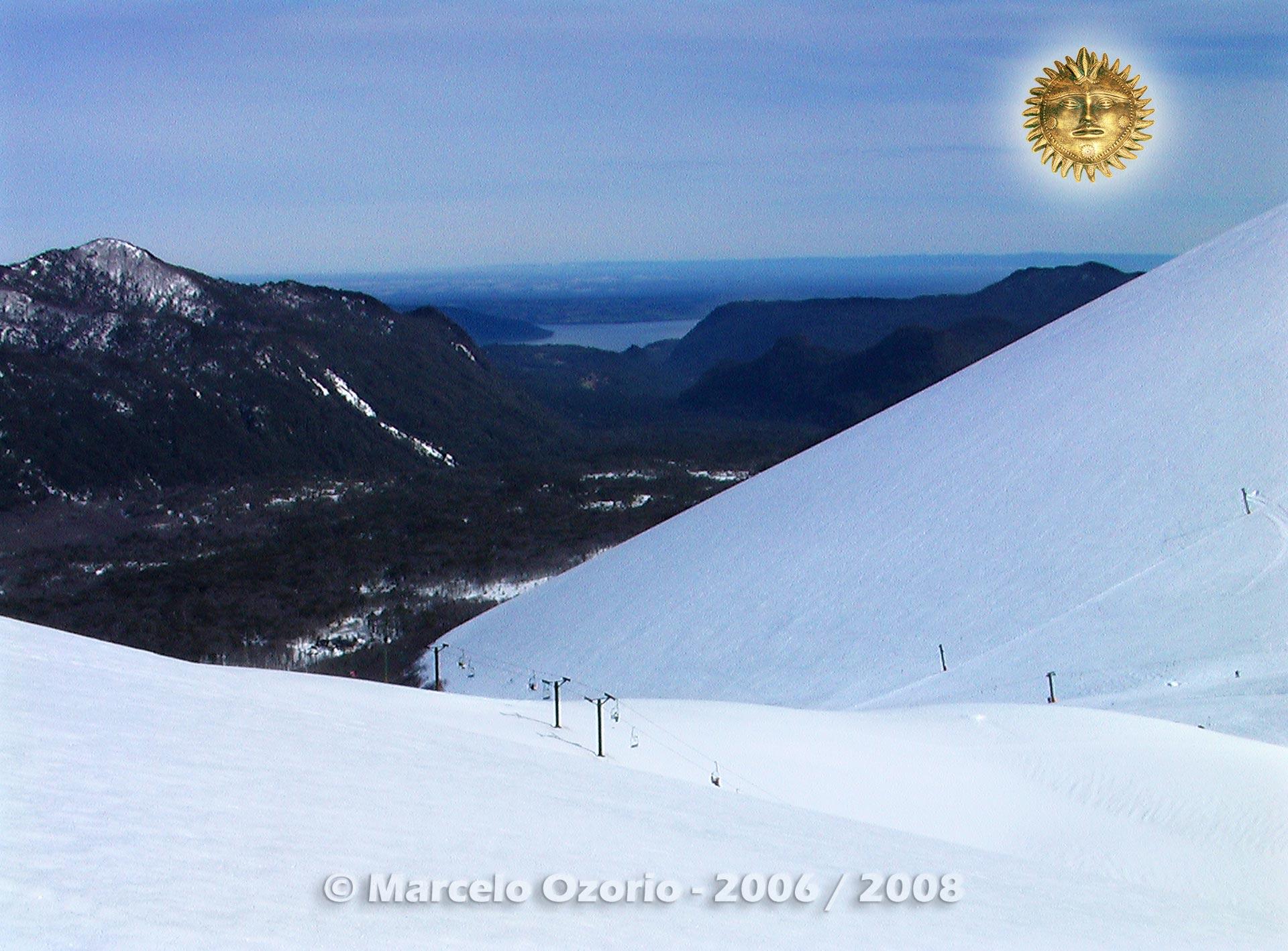 Antillanca Ski Resort and Lake Puyehue