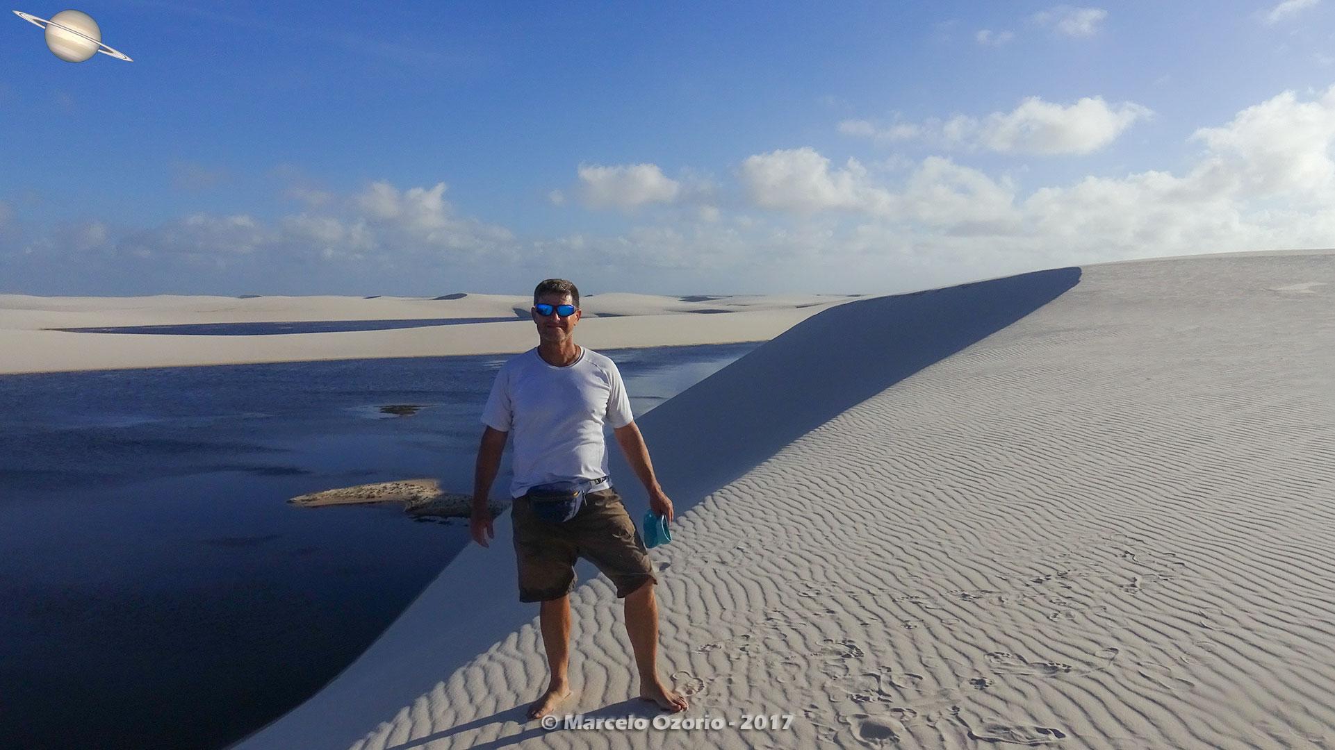 Trekking no Parque Nacional de Lençóis Maranhenses - Maranhão - Brasil