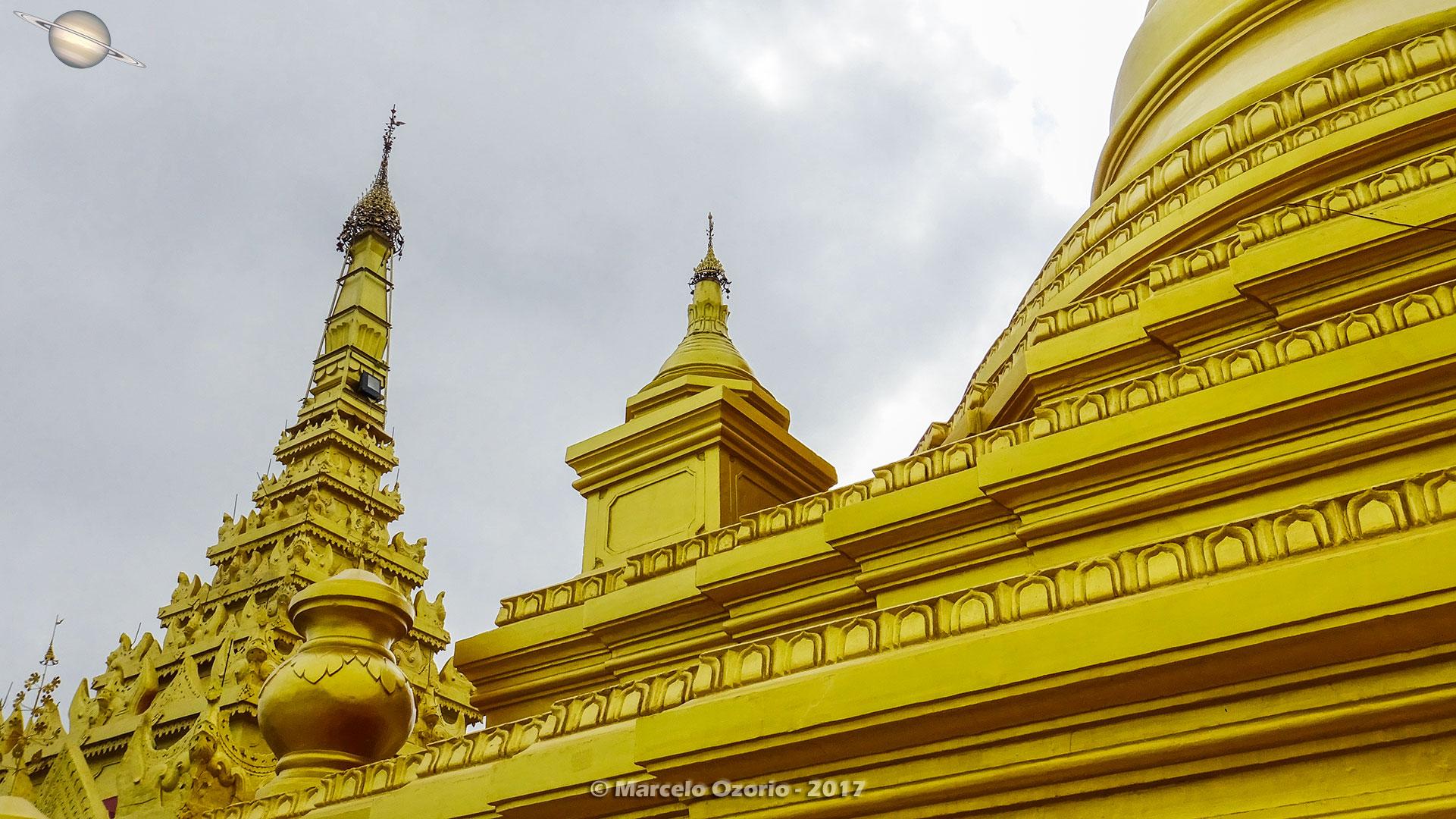 Sandamuni Pagoda Mandalay Myanmar 10 - Sandamuni, um Pagode muito Especial. Mandalay, Myanmar.