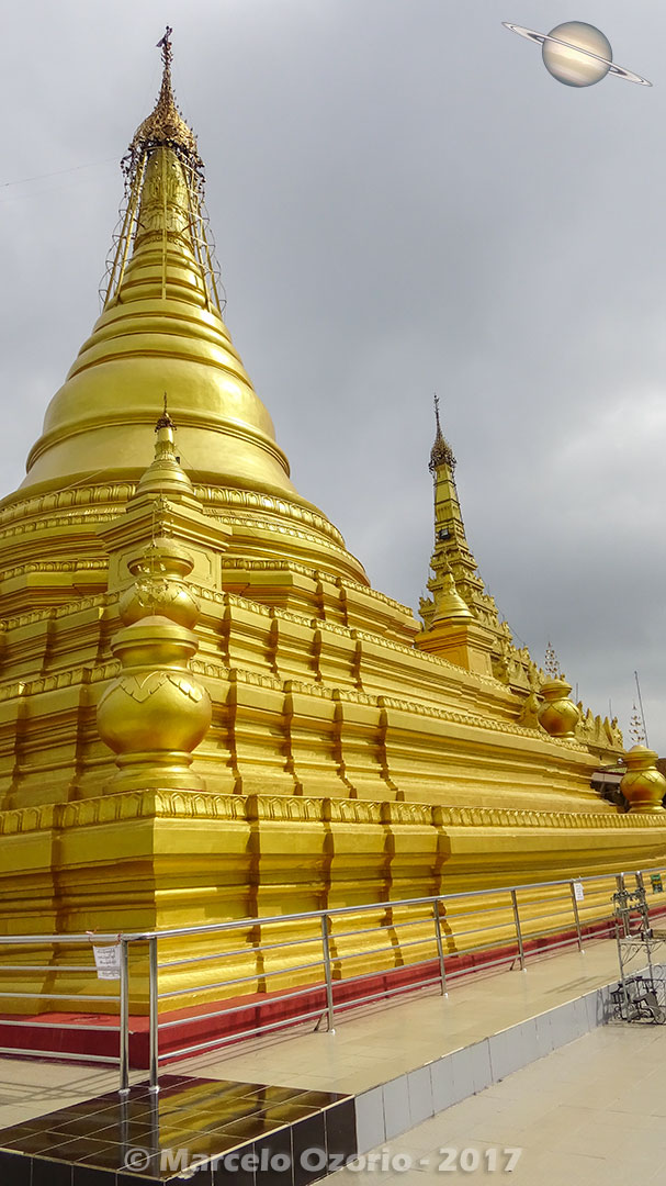 Sandamuni Pagoda Mandalay Myanmar 6 - Sandamuni, um Pagode muito Especial. Mandalay, Myanmar.