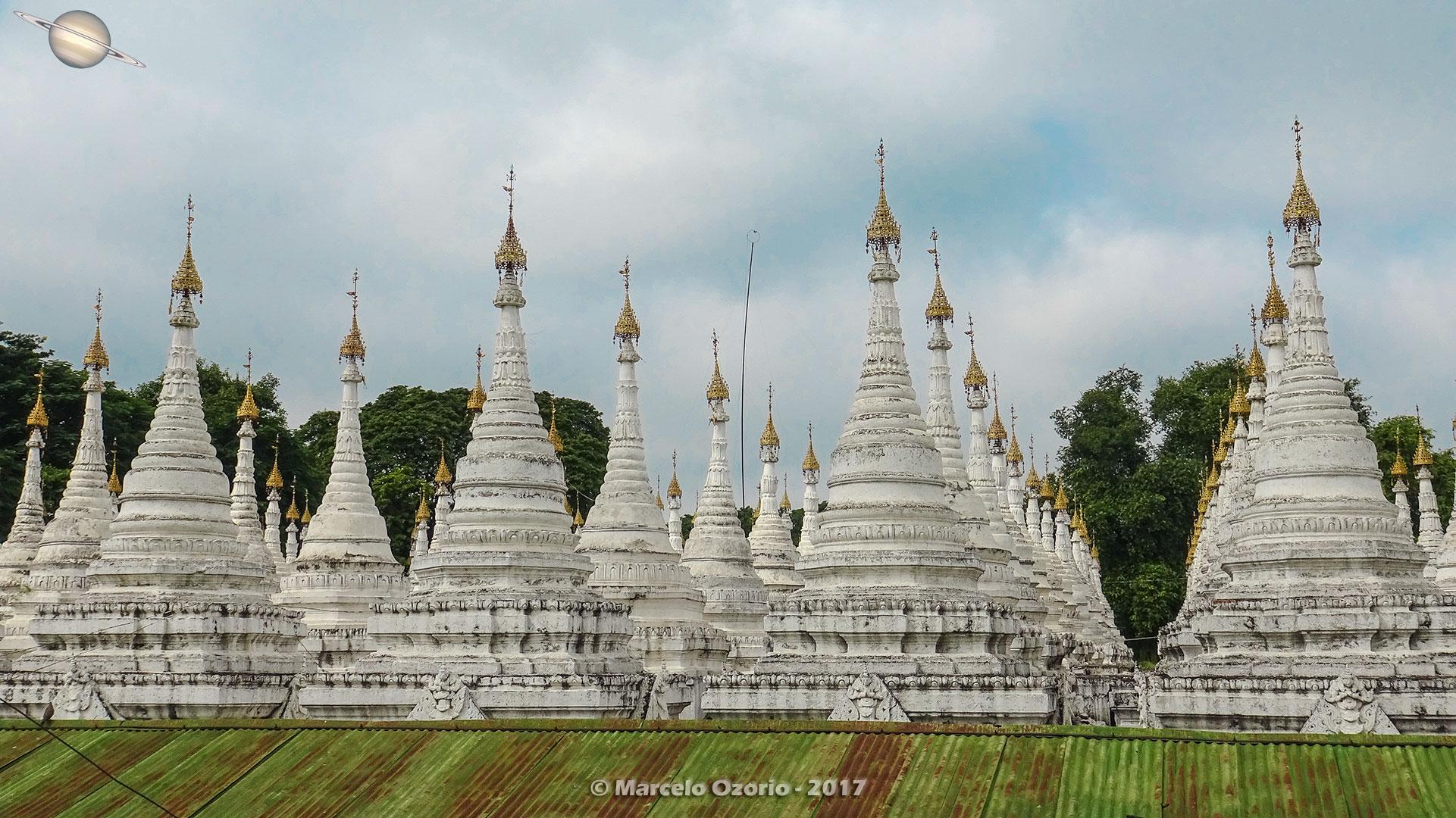 Sandamuni Pagoda Mandalay Myanmar 7 - Sandamuni, um Pagode muito Especial. Mandalay, Myanmar.