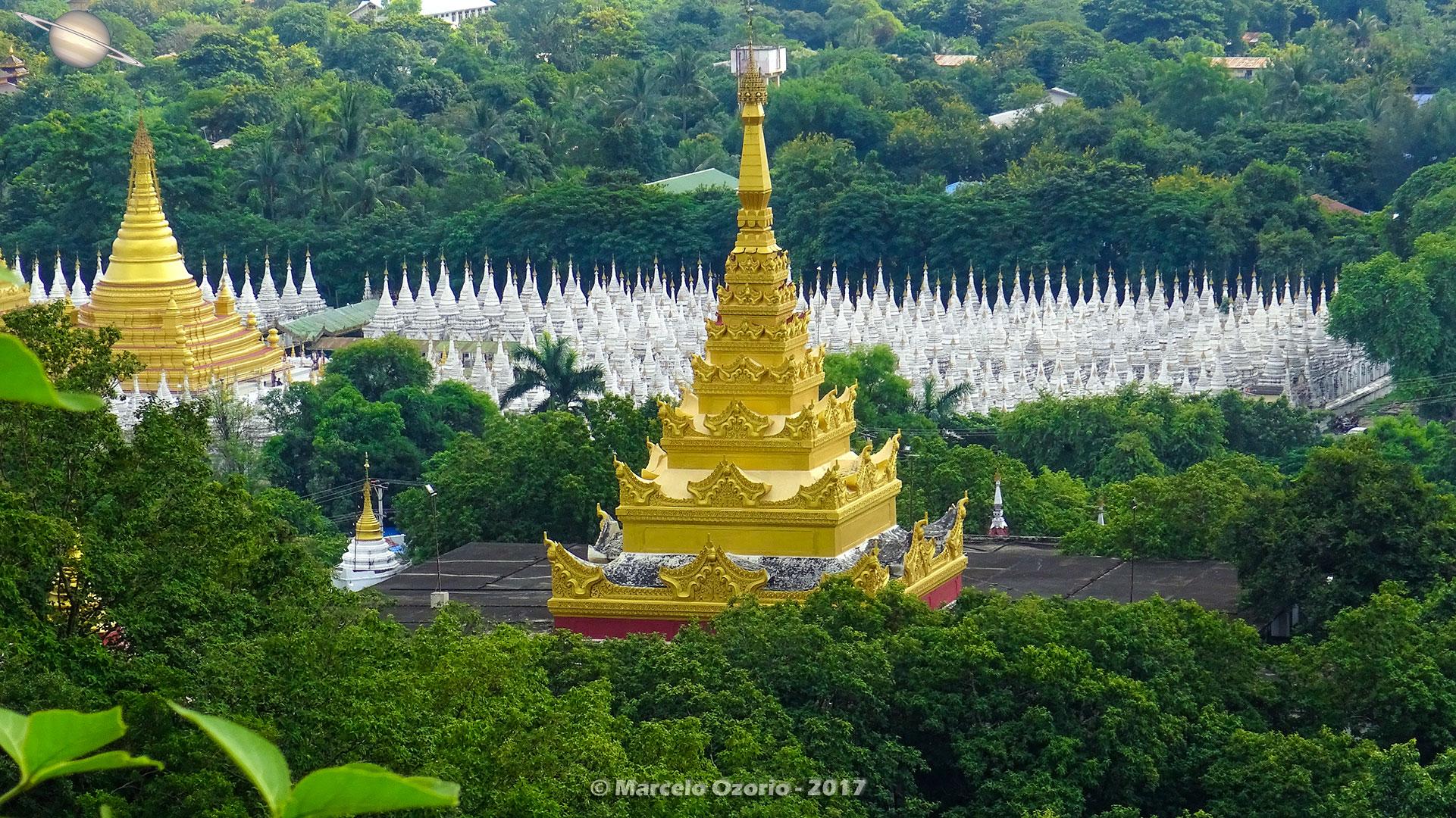 Sandamuni Pagoda - Mandalay