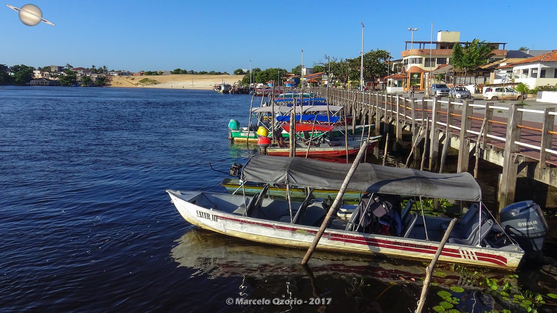 barreirinhas descendo rio preguicas atins 3 - De Barreirinhas à Canto do Atins. Trekking nos Lençóis Maranhenses - Brasil