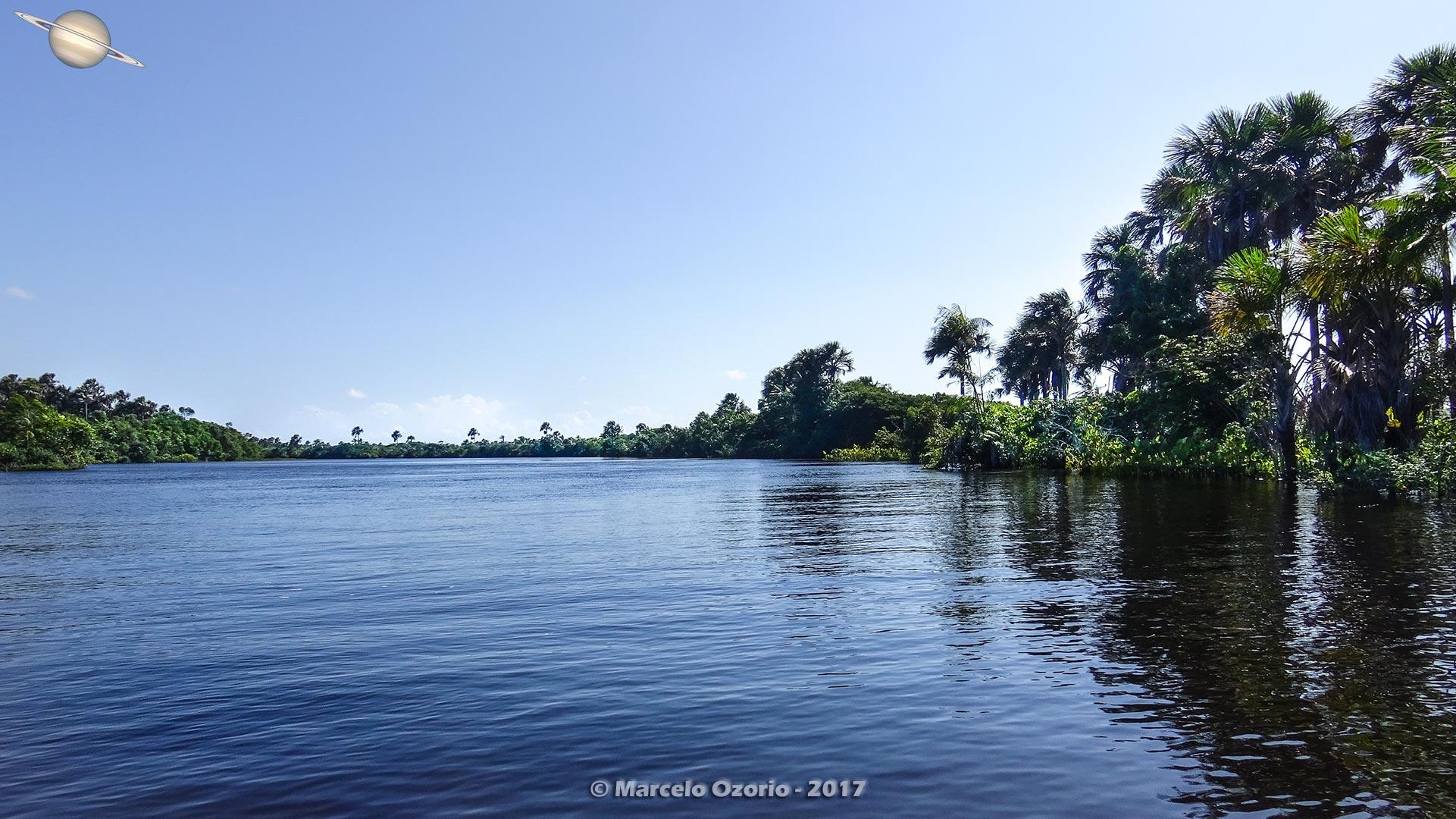 barreirinhas descendo rio preguicas atins 7 - Trekking at Lencois Maranhenses National Park - Maranhao - Brasil
