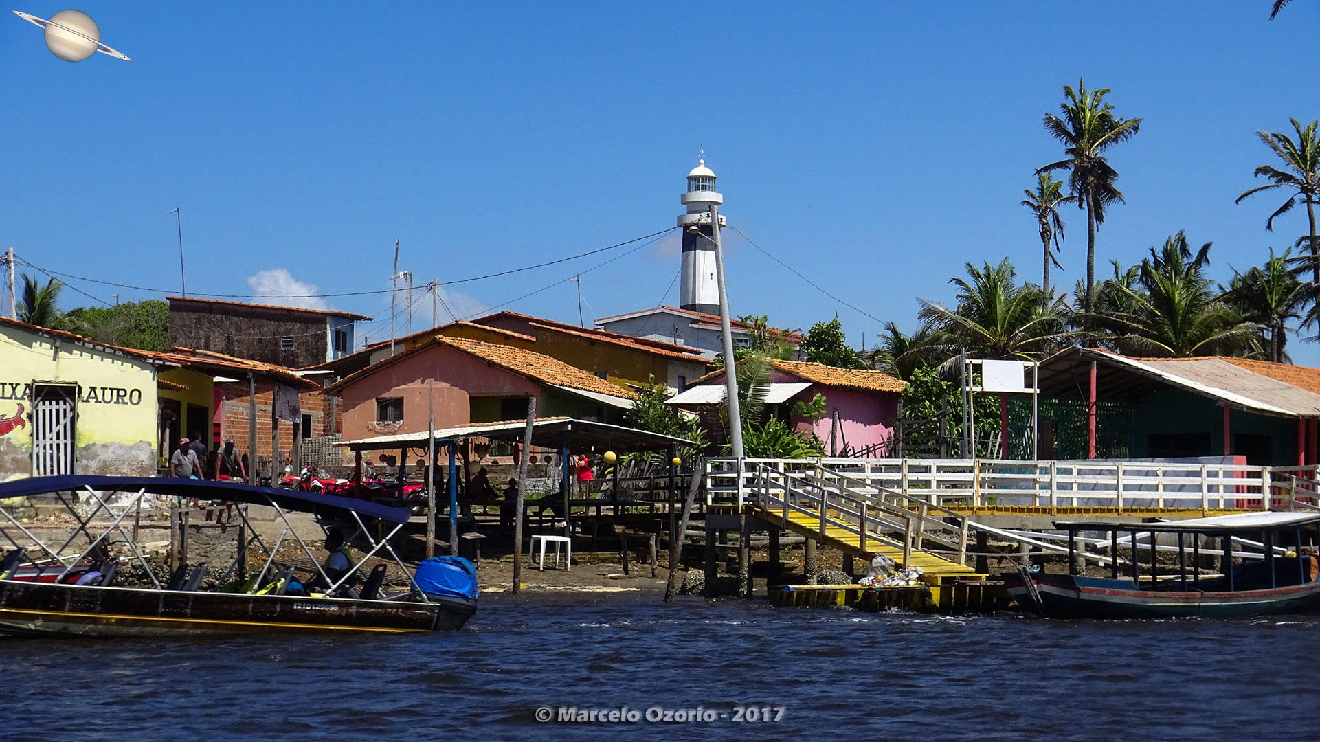 farol mandacaru maranhao 1 - De Barreirinhas à Canto do Atins. Trekking nos Lençóis Maranhenses - Brasil