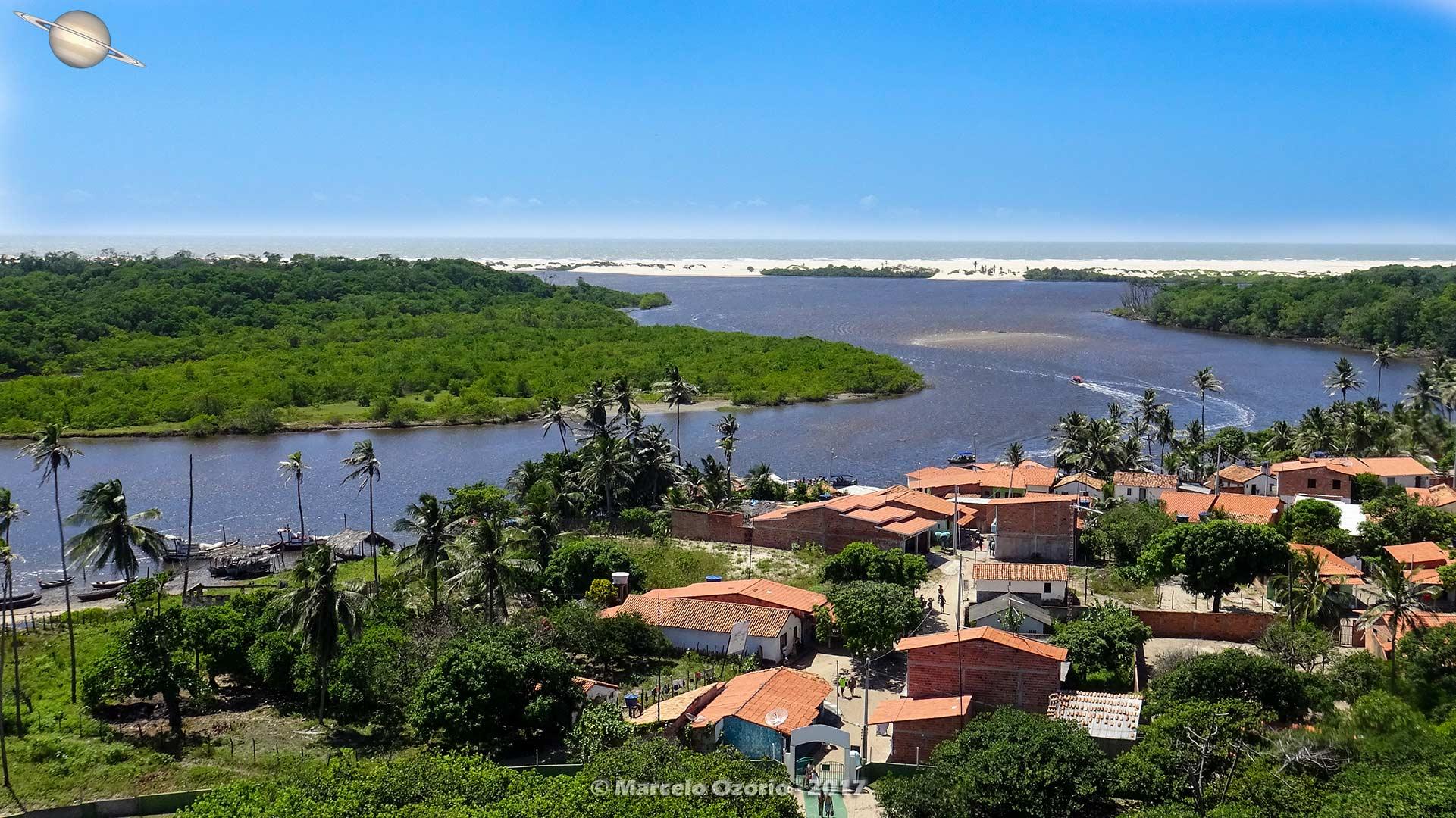 farol mandacaru maranhao 4 - De Barreirinhas à Canto do Atins. Trekking nos Lençóis Maranhenses - Brasil