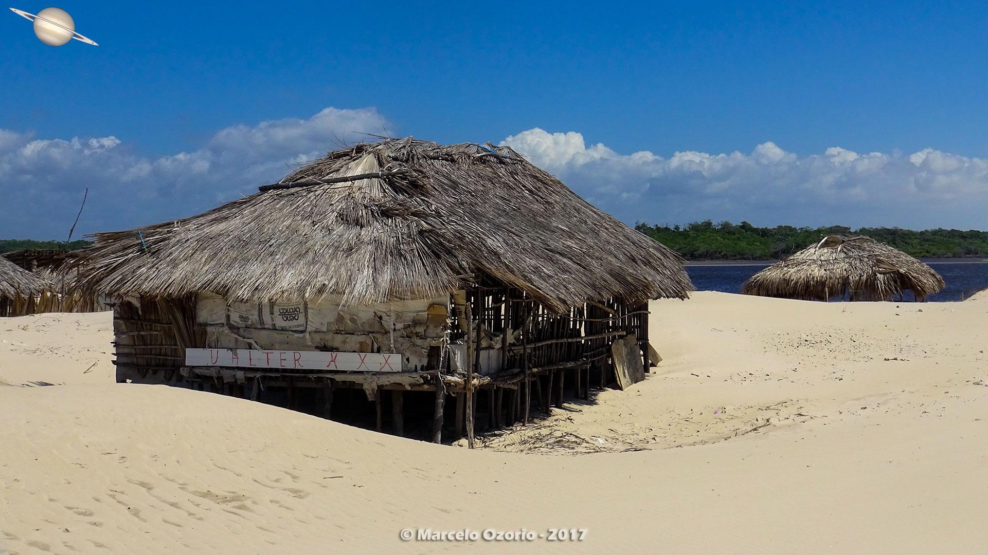 cabure lencois maranhenses brasil 24 - De Barreirinhas à Canto do Atins. Trekking nos Lençóis Maranhenses - Brasil