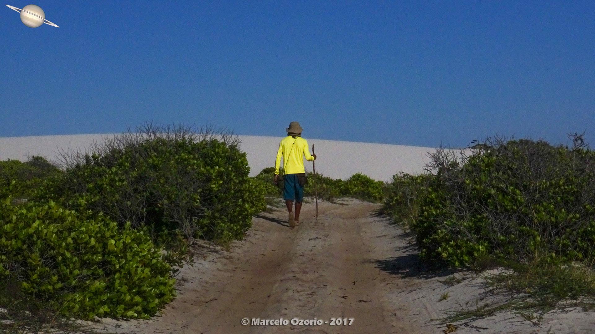 dia 3 explorando lencois maranhenses 35 - Explorando o Centro do Parque Nacional dos Lençóis Maranhenses - Brasil