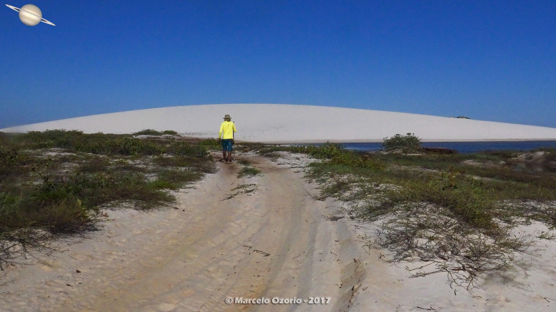 dia 3 explorando lencois maranhenses 36 - Explorando o Centro do Parque Nacional dos Lençóis Maranhenses - Brasil