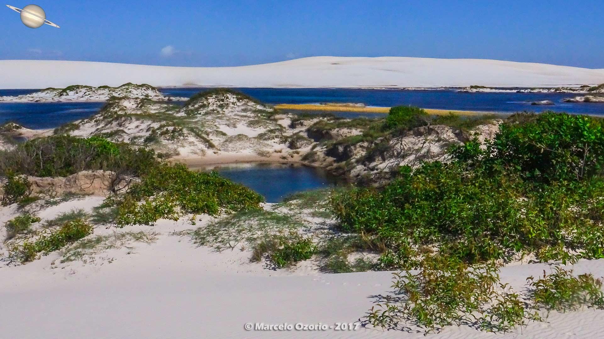 dia 3 explorando lencois maranhenses 38 - Explorando o Centro do Parque Nacional dos Lençóis Maranhenses - Brasil