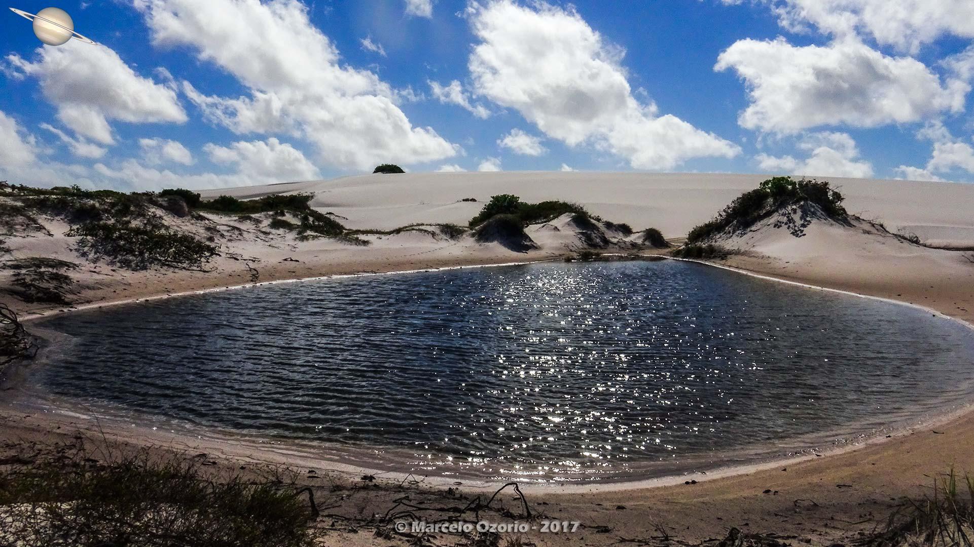 dia 3 explorando lencois maranhenses 43 - Explorando o Centro do Parque Nacional dos Lençóis Maranhenses - Brasil