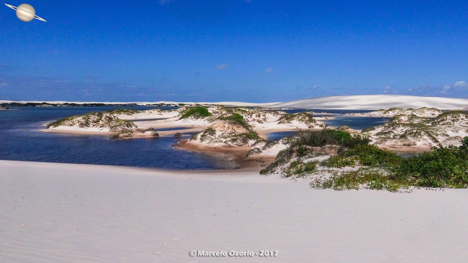 dia 3 explorando lencois maranhenses 44 - Explorando o Centro do Parque Nacional dos Lençóis Maranhenses - Brasil