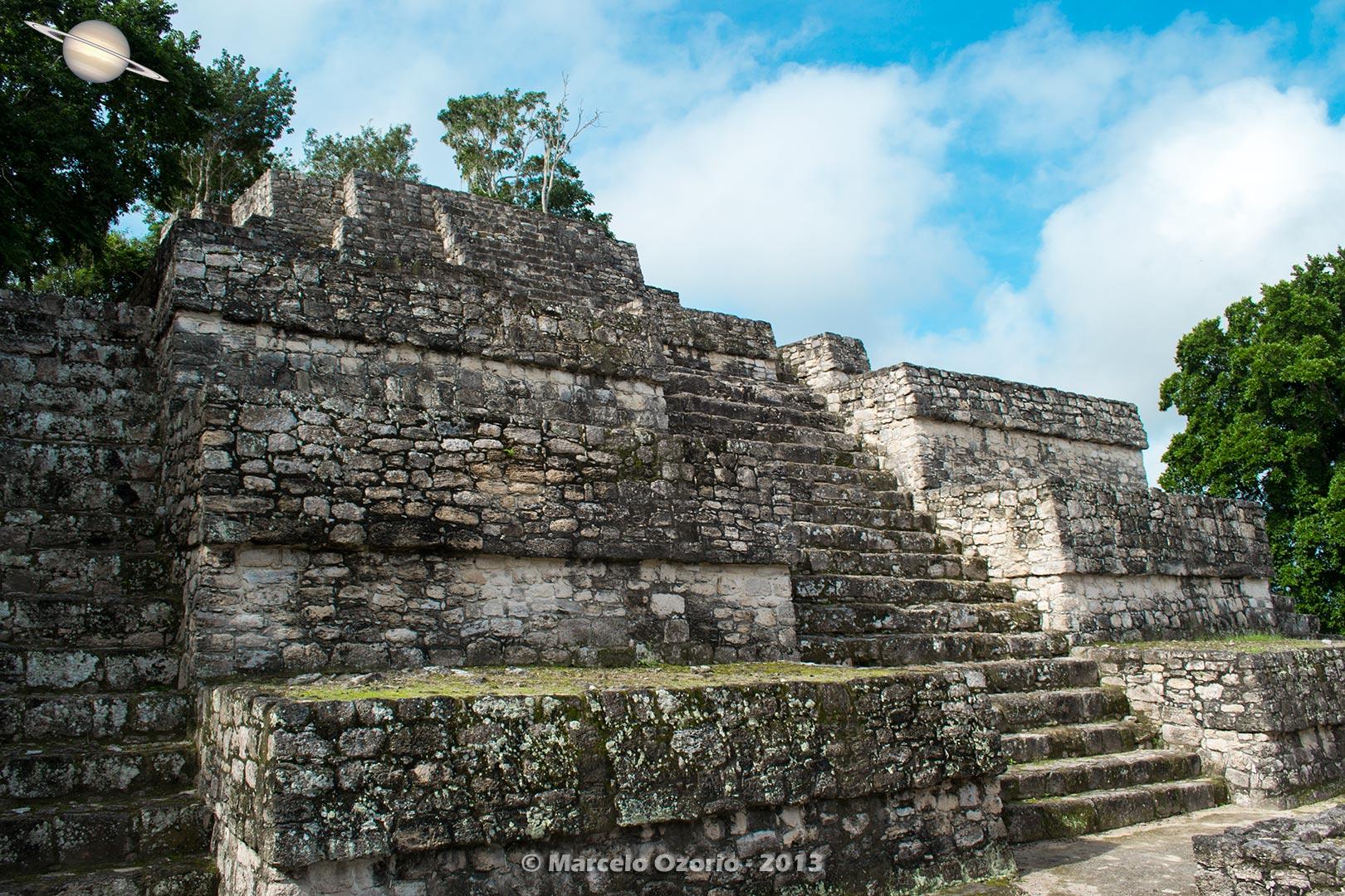 calakmul mayan civilization mexico 15 - Calakmul, City of the Two Adjacent Pyramids - Mexico