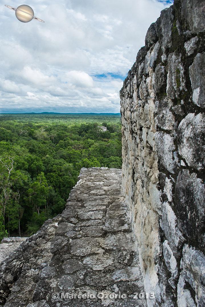 calakmul mayan civilization mexico 19 - Calakmul, City of the Two Adjacent Pyramids - Mexico