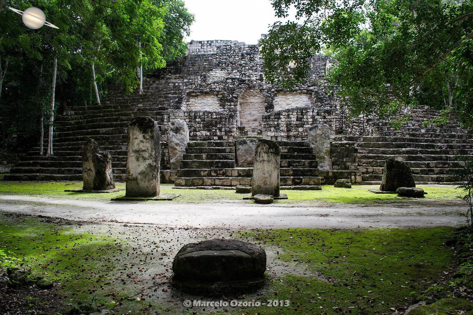 calakmul mayan civilization mexico 20 - Calakmul, City of the Two Adjacent Pyramids - Mexico