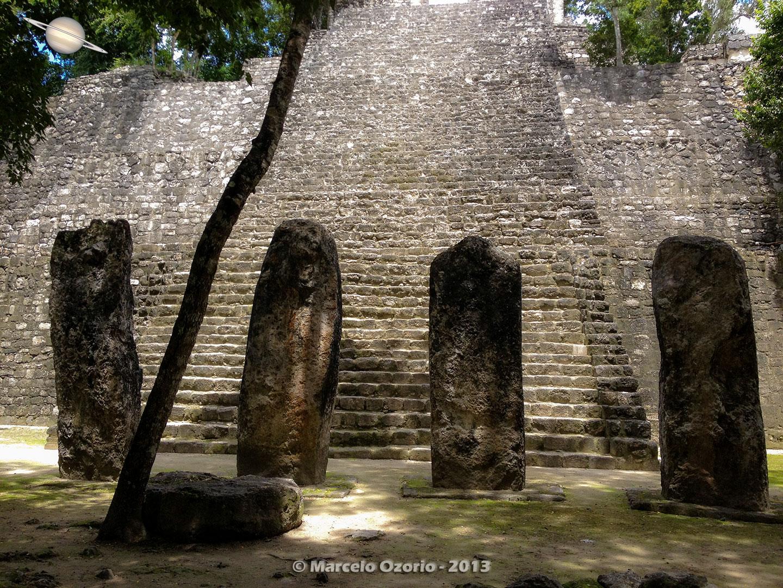calakmul mayan civilization mexico 22 - Calakmul, City of the Two Adjacent Pyramids - Mexico
