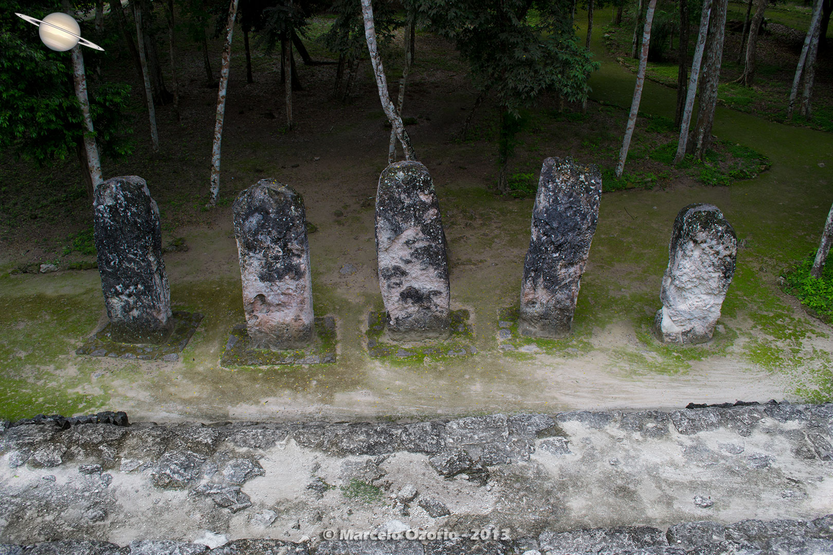 calakmul mayan civilization mexico 23 - Calakmul, City of the Two Adjacent Pyramids - Mexico