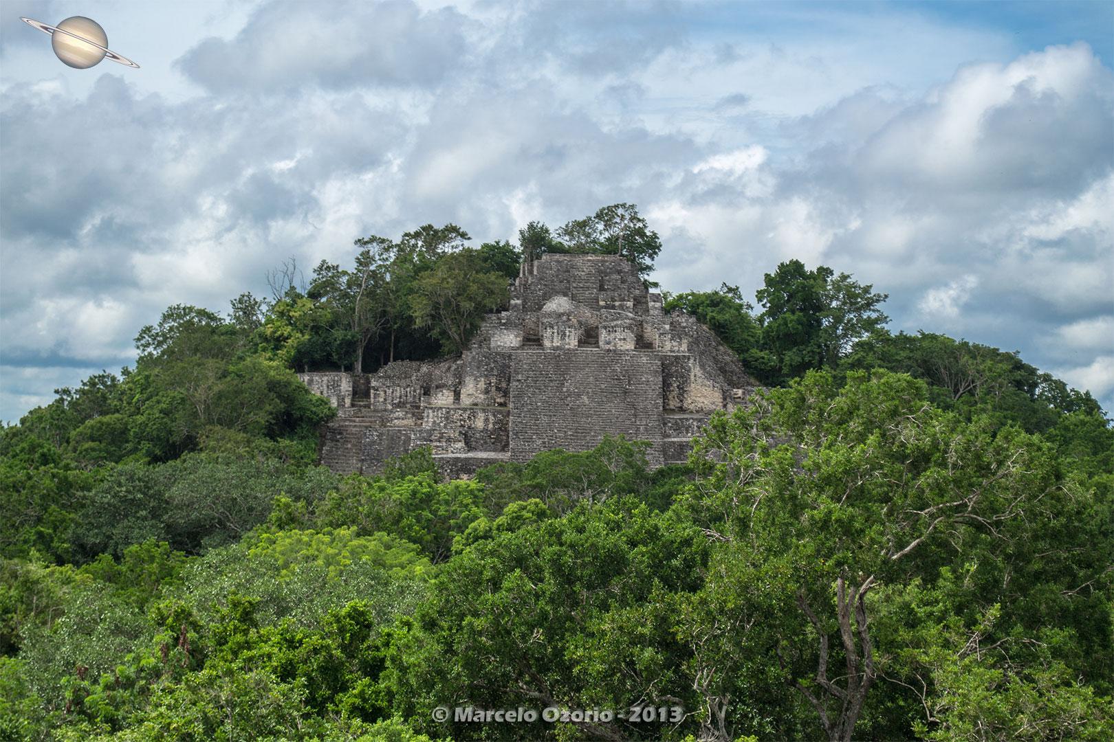 calakmul mayan civilization mexico 24 - Calakmul, City of the Two Adjacent Pyramids - Mexico