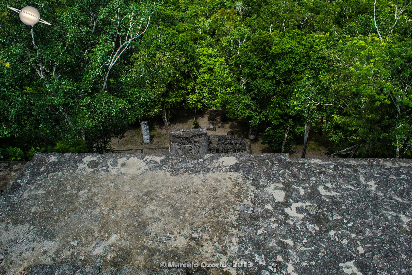 calakmul mayan civilization mexico 32 - Calakmul, City of the Two Adjacent Pyramids - Mexico