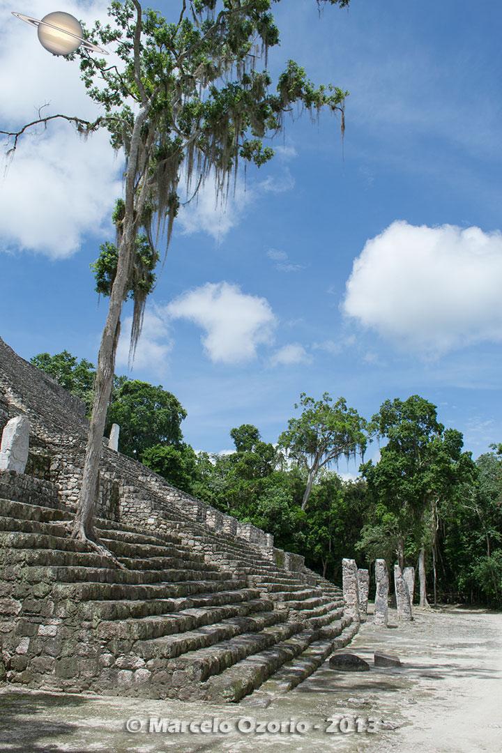 calakmul mayan civilization mexico 36 - Calakmul, City of the Two Adjacent Pyramids - Mexico