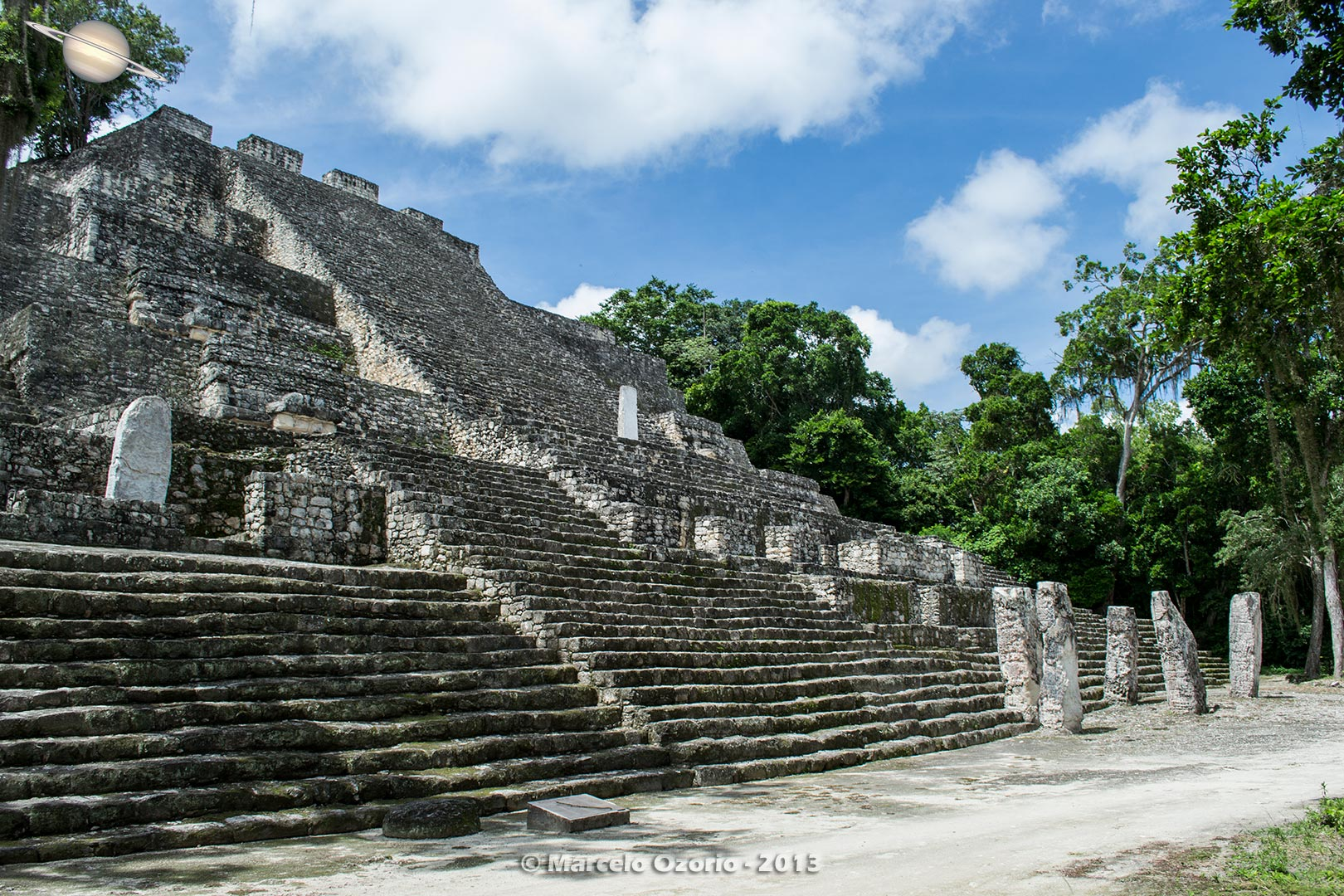 calakmul mayan civilization mexico 38 - Calakmul, City of the Two Adjacent Pyramids - Mexico