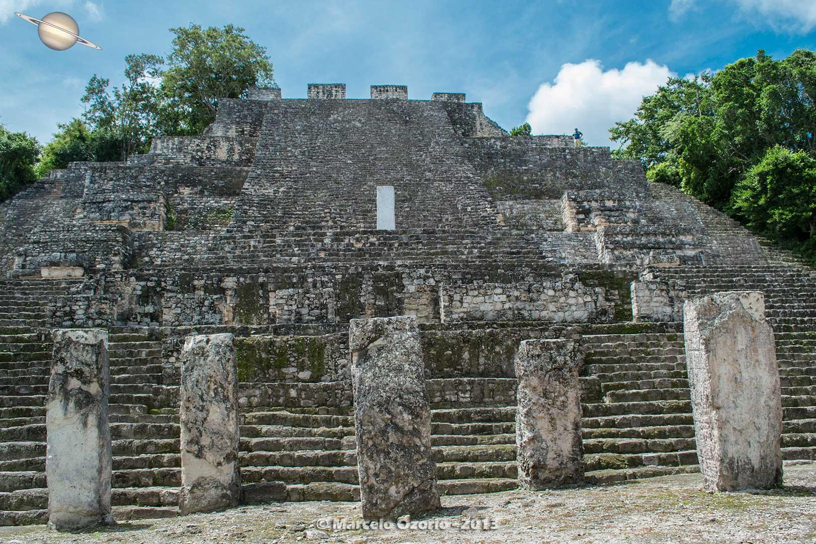 calakmul mayan civilization mexico 39 - Calakmul, City of the Two Adjacent Pyramids - Mexico