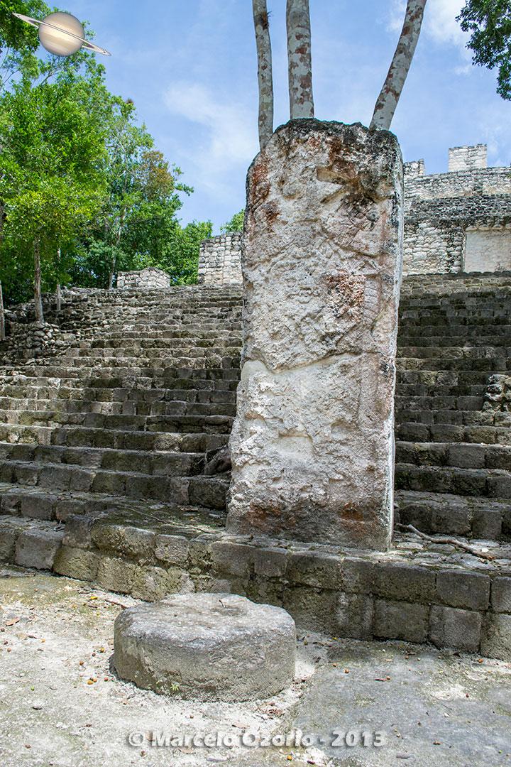 calakmul mayan civilization mexico 41 - Calakmul, City of the Two Adjacent Pyramids - Mexico