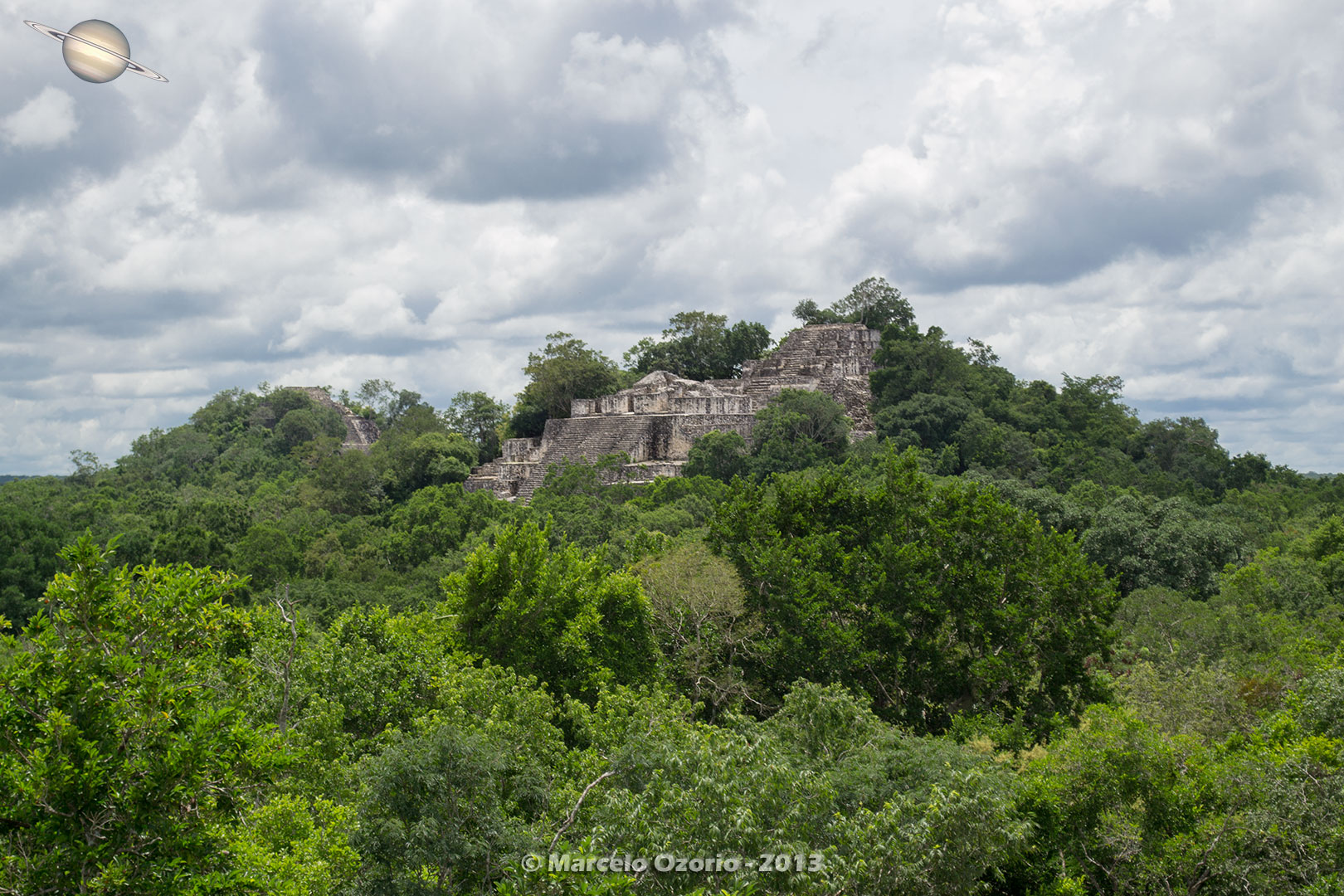 calakmul mayan civilization mexico 43 - Calakmul, City of the Two Adjacent Pyramids - Mexico