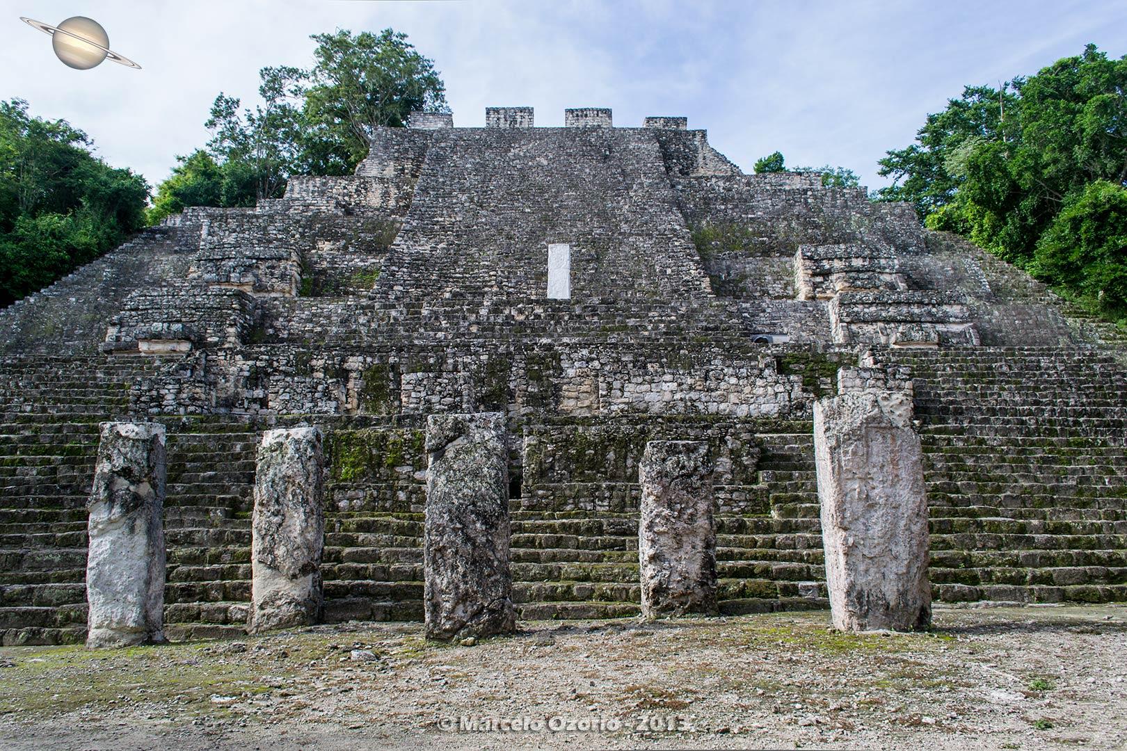 calakmul mayan civilization mexico 4 - Calakmul, City of the Two Adjacent Pyramids - Mexico