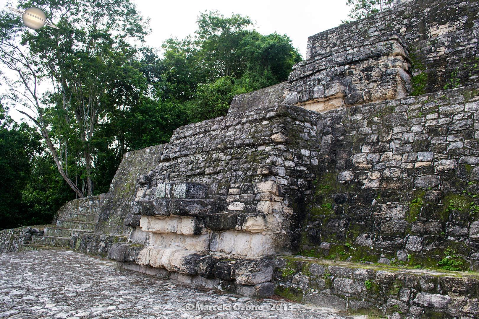 calakmul mayan civilization mexico 8 - Calakmul, City of the Two Adjacent Pyramids - Mexico