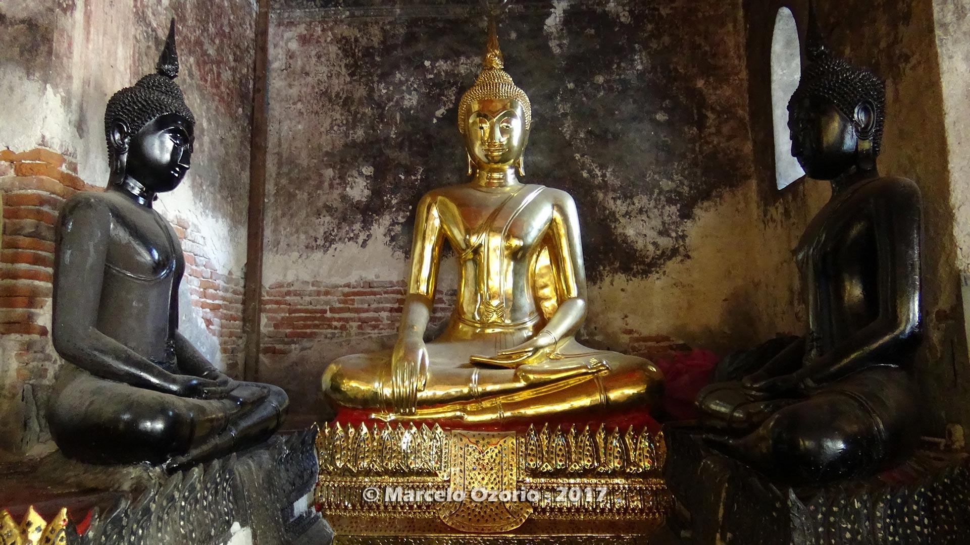 budhas bangkok thailand serie 3 - Buddhas of Bangkok - Thailand