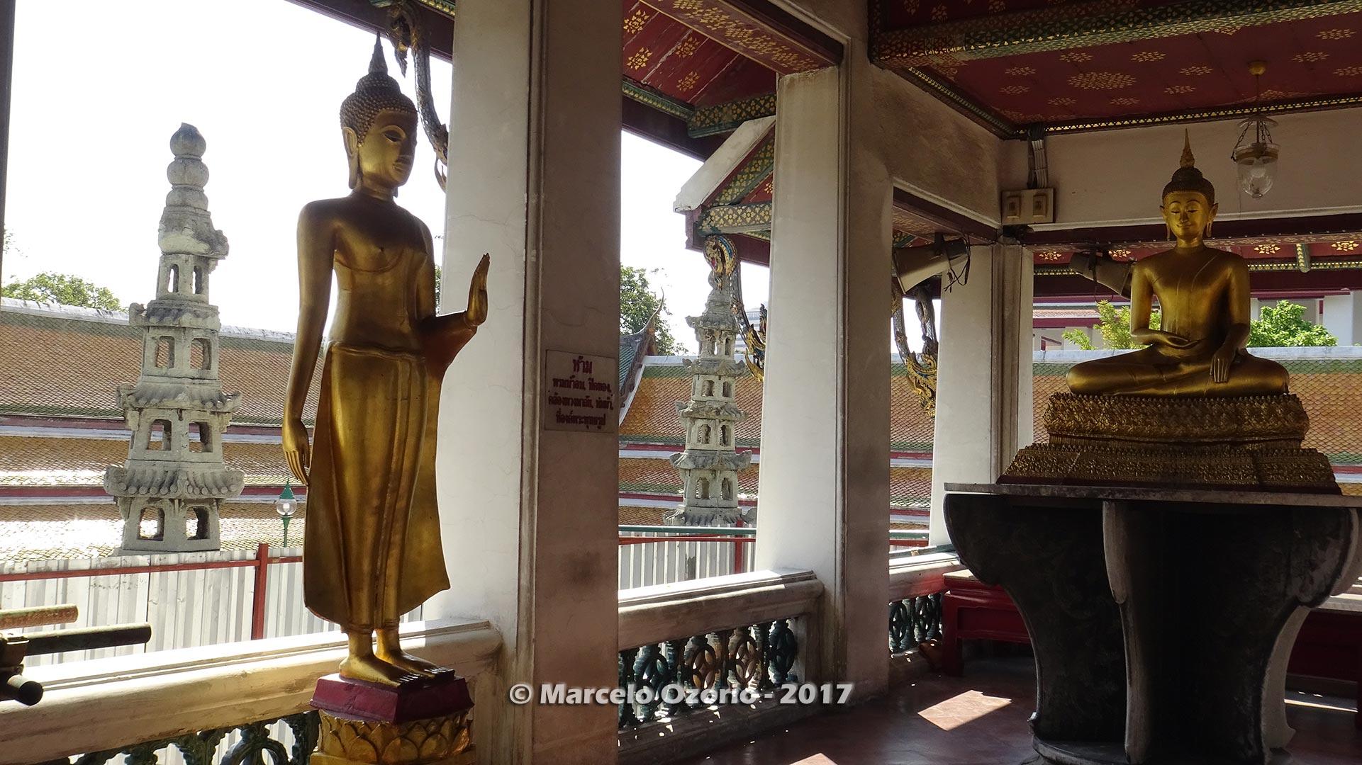 budhas bangkok thailand serie 12 - Buddhas of Bangkok - Thailand