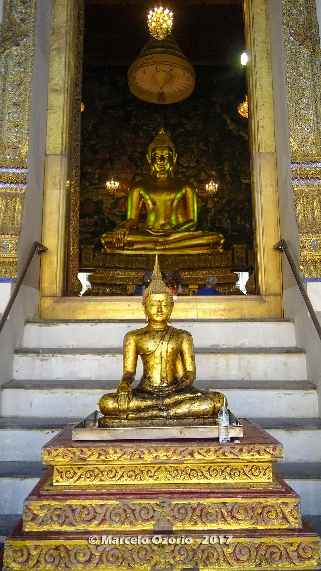 budhas bangkok thailand serie 13 - Buddhas of Bangkok - Thailand